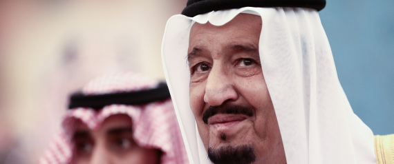 THE KING SALMAN