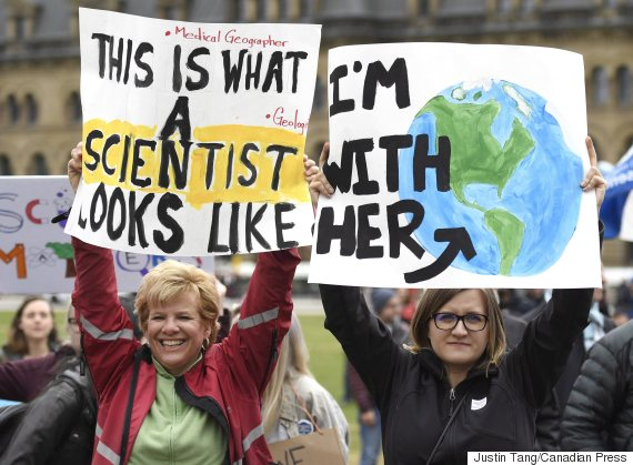 march for science ottawa