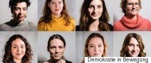 DEMOKRATIE IN BEWEGUNG