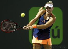 Tennis im Live-Stream: Kerber gegen Switolina im Fed Cup online sehen - so geht's