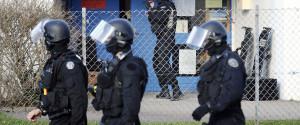 BESANCON FRANCE POLICE