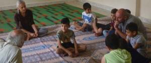 Irak Theater Fluechtlinge