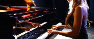 Concert Instrument Pianist