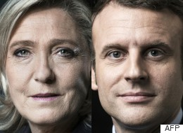 Far-Right And Centrist Leaders Advance To Run Off In French Election