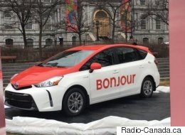 Les taxis de Montréal auront une nouvelle signature