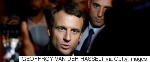 FRENCH ELECTION MACRON