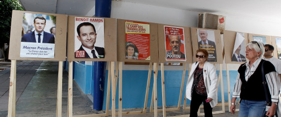 FRENCH ELECTION TUNISIA