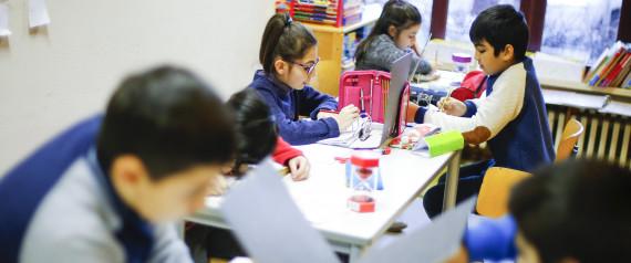 SCHOOL CLASS GERMANY