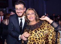 والدة سعد لمجرد تتسلَّم نيابةً عنه جائزة الموسيقى العربية في بيروت.. هذه رسالتها لمعجبيه