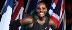 SERENA WILLIAMS LETTER TO BABY