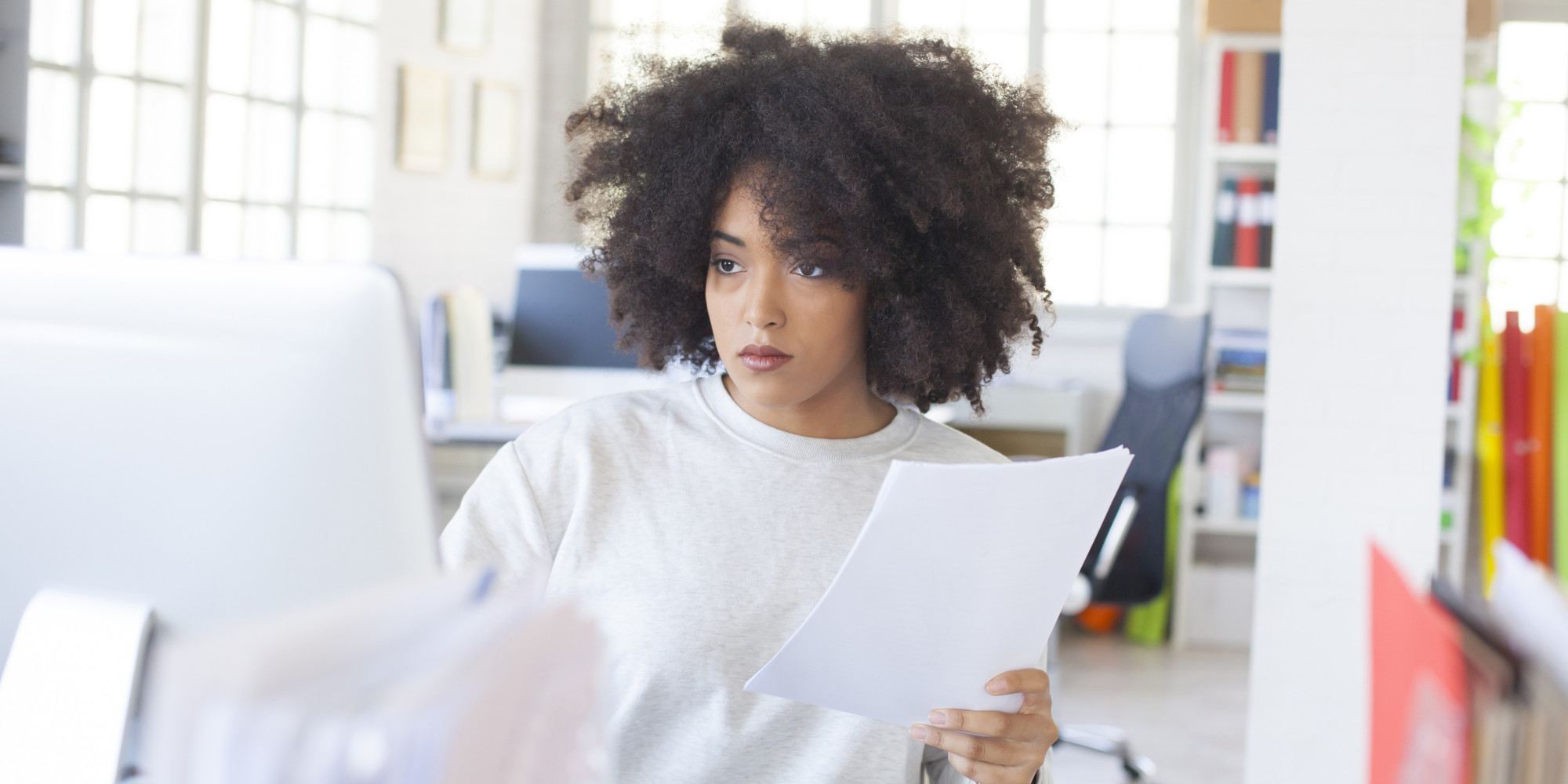 The Harsh Reality Of Being A Black Woman In The Workplace