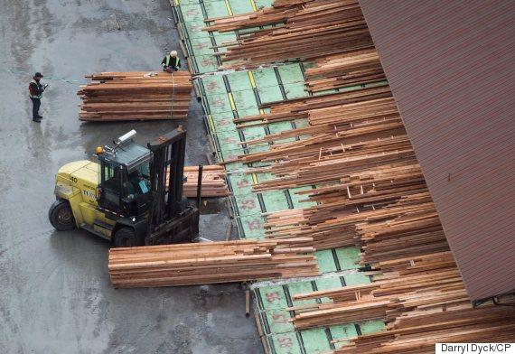 canada lumber