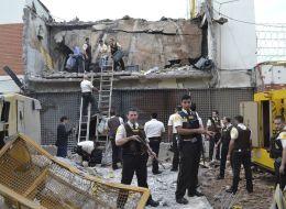 عصابة برازيلية مدججة بالأسلحة تنفذ