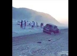شاهد.. وفاة أمير سعودي في حادث سير أثناء ذهابه للعمرة