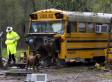 2 Children Found Living In Bus In Splendora, Tex