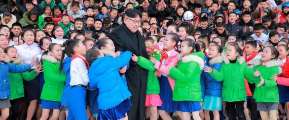 NORTH KOREA CHILDREN