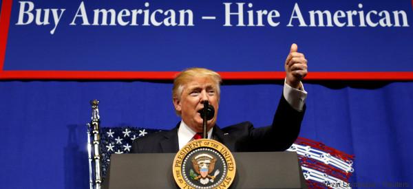 Der Trump-Effekt: Amerikaner sind zufrieden mit der US-Wirtschaft - dabei hat sich kaum etwas verändert