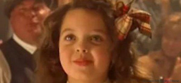 Das kleine Mädchen aus dem Film
