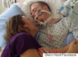 Mom Posts Photo With Dying Son To Warn About Fentanyl
