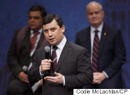For Michael Chong, Leadership Often Means Going It Alone