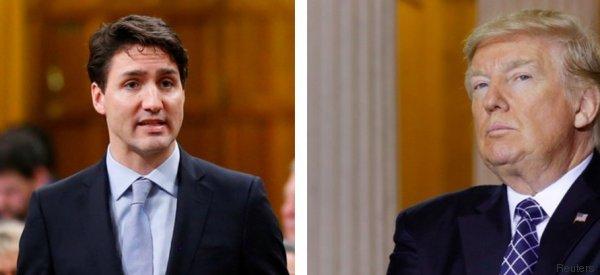 Zwischen Kanada und den USA kündigt sich ein schwerer Handelsstreit an - der zeigt, was Europa droht