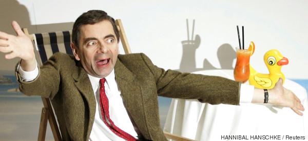 Wer Mr. Beans Tochter sieht, muss zugeben, dass bei ihm doch nicht alles schiefläuft