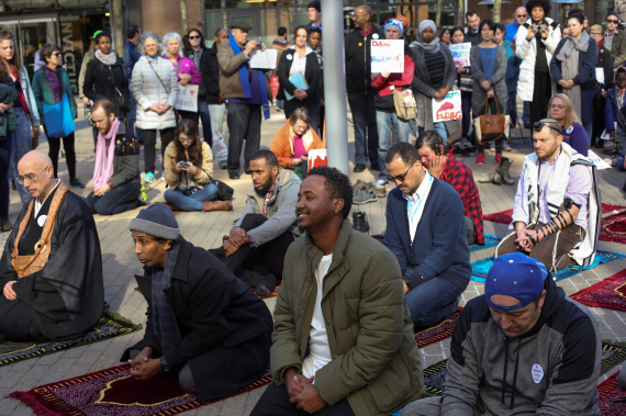 muslim america pray