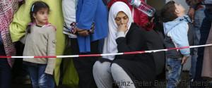 MUSLIM WOMAN GERMANY