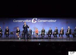 Tory Candidates Target Bernier's 'Extreme' Views In Final Debate