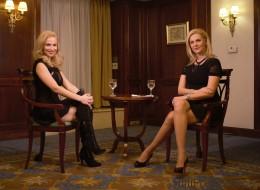 Η Νάντια Μπουλέ μιλά για την νέα ροκ όπερα «Εβίτα» στην οποία πρωταγωνιστεί