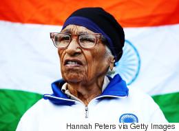 이 101살 할머니는 최고령 금메달리스트가 됐다