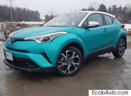 Toyota C-HR 2018 : pourra-t-il se démarquer?