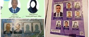Algerie Candidates Sans Visage