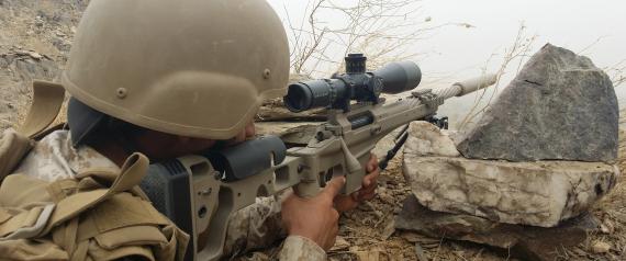 SAUDI SOLDIERS THE YEMENI BORDER