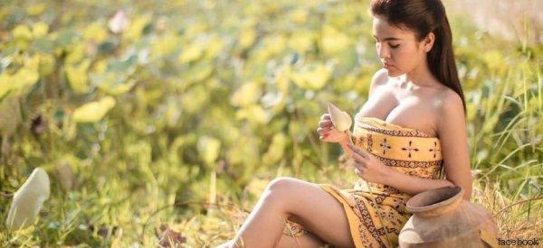 Wegen ihres Aussehens: Regierung in Kambodscha verbietet Schauspielerin aufzutreten - erkennt ihr, warum?