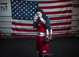 فتاة مسلمة تغيّر قواعد الاتحاد الأميركي لتصبح