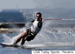 La guerre entre poissons et amateurs de ski nautique fait sa première victime