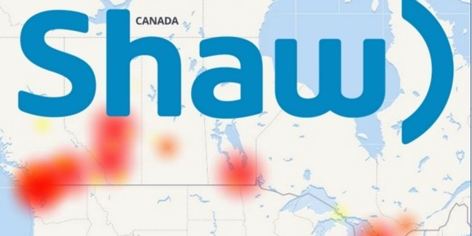 shaw home internet