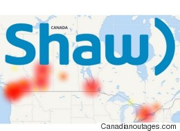 Shaw Services Restored After Massive Outage Across Canada