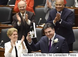 Ontario Liberals Introduce First Balanced Budget In A Decade