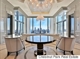 $36M Toronto Penthouse Is Over-The-Top In Every Way