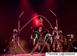 «Volta» du Cirque du Soleil: c'est du sport!