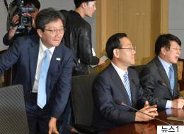 바른정당 의원들이 또 단일화'로 유승민을 압박했다