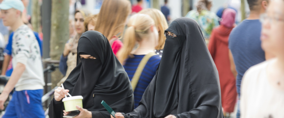 THE BURQA IN GERMANY