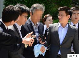 '옥시 보고서 조작 혐의' 서울대 교수, 석방됐다