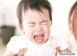 Ce père a trouvé un drôle de truc pour que son bébé arrête de pleurer