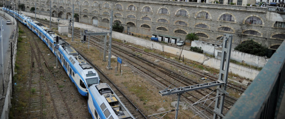 ALGIERS TRAIN