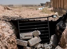 هل تساءلت كيف يصنع داعش شبكة أنفاقه الضخمة؟.. أخيراً كشف سر الآلة التي تمنح التنظيم مدناً تحت الأرض
