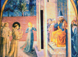 زيارة مشابهة لراهب قبل ٨٠٠ عام.. حكاية فرانسيس آخر مع حاكم مصر