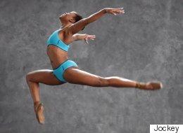 Ballerina's Jockey Campaign Shows That Dreams Can Come True